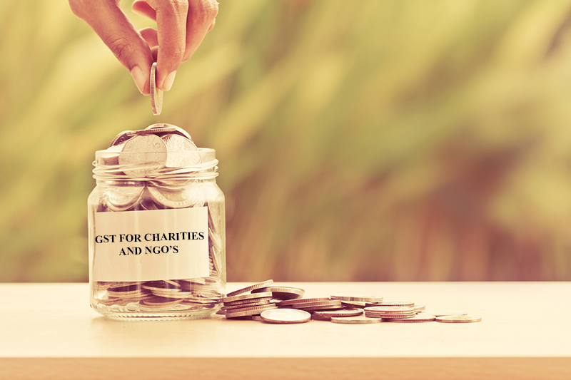 GST for Charities and Non-profit Organisations in Singapore