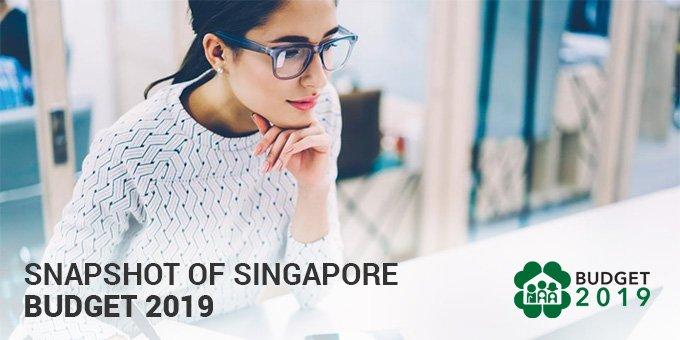 Snapshot of Singapore Budget 2019