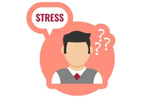 Outsourced accounting services reduce stress