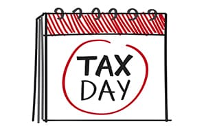 When do I need to file my corporate tax return in Singapore
